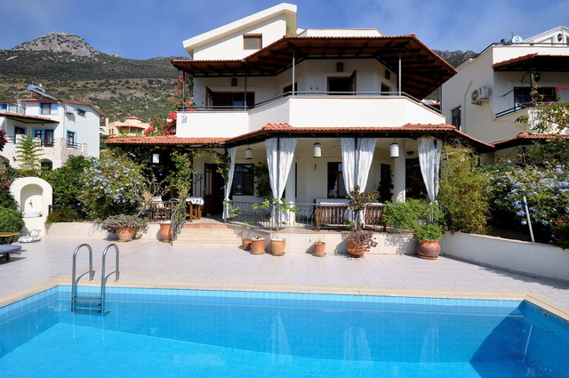 Three Bedroom Kiziltas Villa With Stunning Views, Kalkan