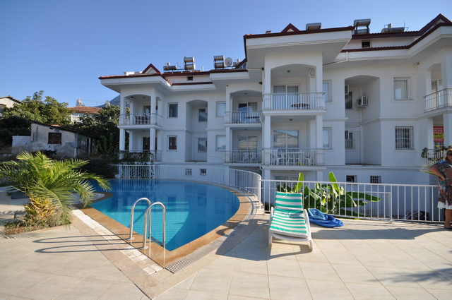 ON HOLD!!! Two Bedroom Lovely Apartment Right in The Heart Of Hisaronu