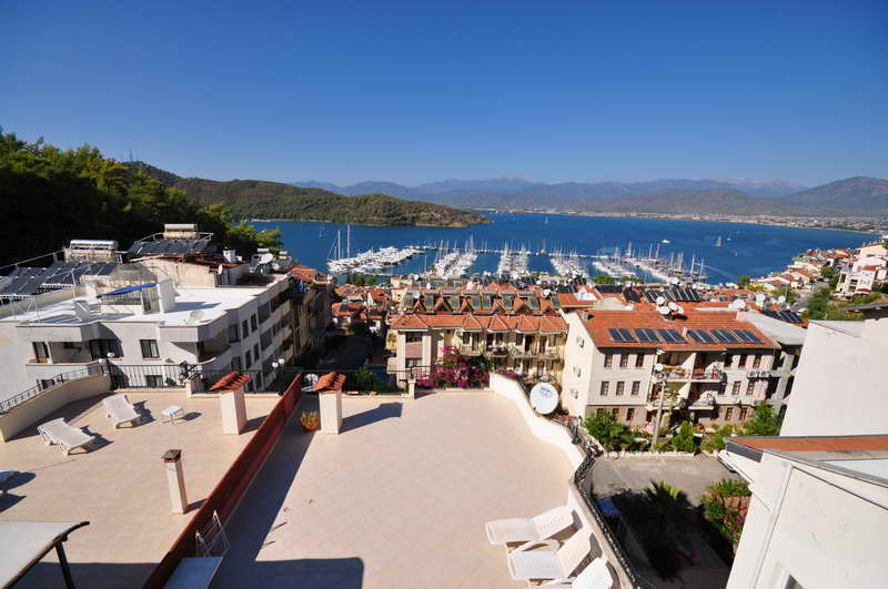 SOLD!! Three Bedroom Fethiye Apartment with Fabulous Marina View