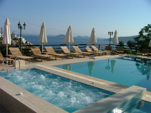 Fully Furnished Kalamar Apartment with Swimming Pool, Kalkan