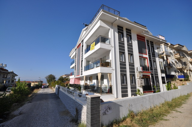 Five Bedroom Brand-New Duplex Apartment in Tasyaka / Fethiye
