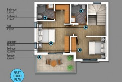 FIRST FLOOR 4 VİLLAS_resize