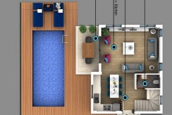 GROUND FLOOR 4 VİLLAS_resize