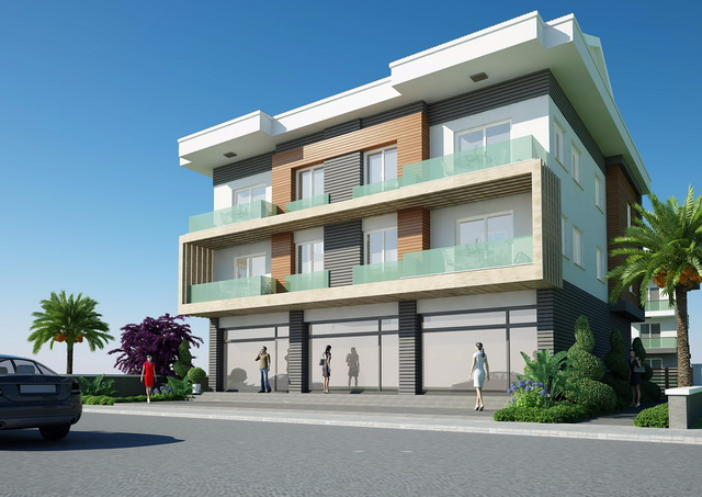 Off-Plan Tasyaka Apartments For Sale