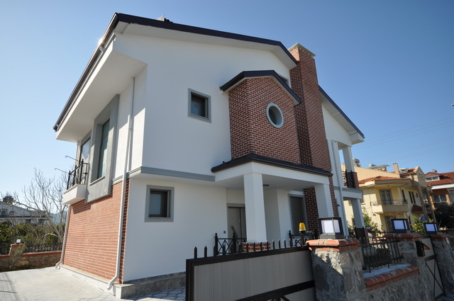 Brand-New Spacious Villa For Sale in Fethiye