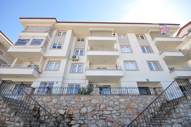 SOLD!! Bargain! Luxurious 5 Bedroom Apartment With Sea View  in  Fethiye