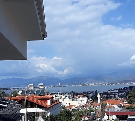 SOLD !!! Bargain! Brand New 1 and 3 Bedroom Sea View Apartments in Fethiye