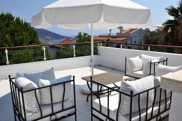 Five Bedroom Kalkan Villa With Beautiful Sea and Mountain Views