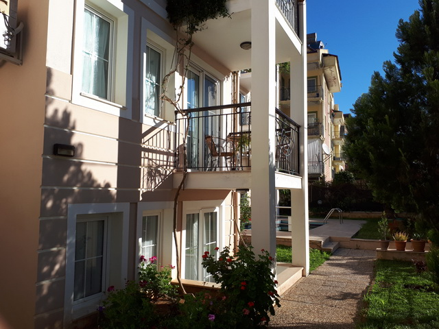 Excellent Price for Fully Furnished Duplex Apartment in Fethiye