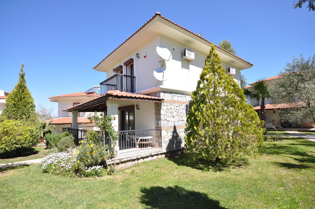 Three Bedroom Villa in an Excellent Complex – Hisaronu / Fethiye