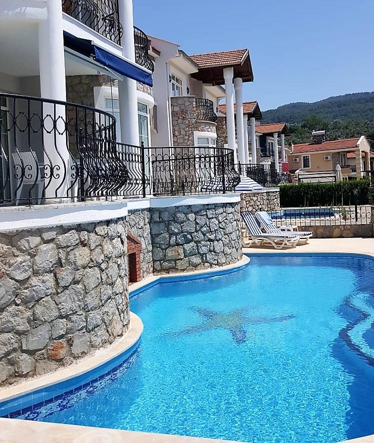 Fully Furnished Bargain Villa in Uzumlu For Sale