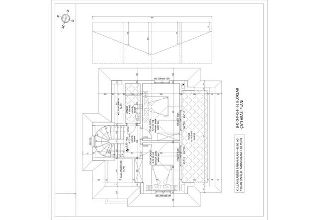 2. Attic Floor - Çatı Kat_resize