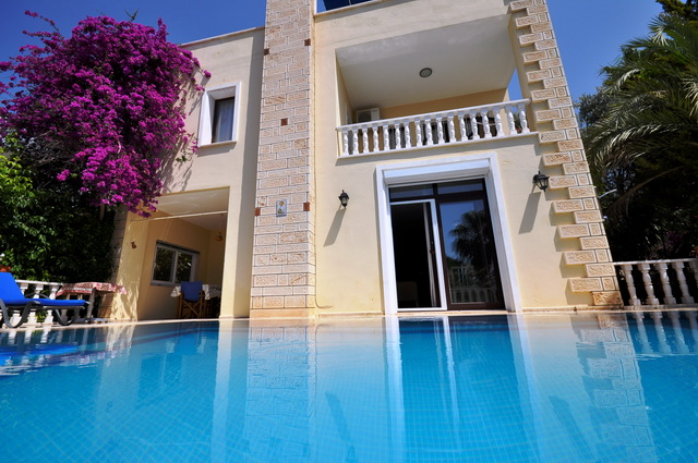 Bargain Priced Kalkan Villa With Sea View For Sale