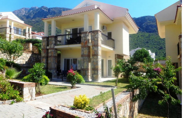 Three Bedroom Ovacik Villa For Sale