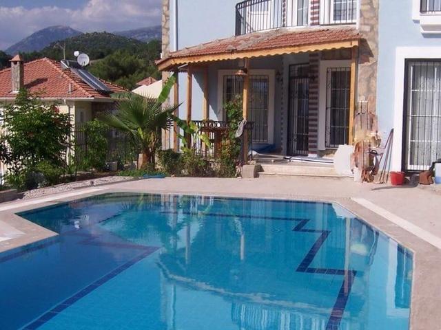Bargain Priced Countryside Villa For Sale in Seydikemer