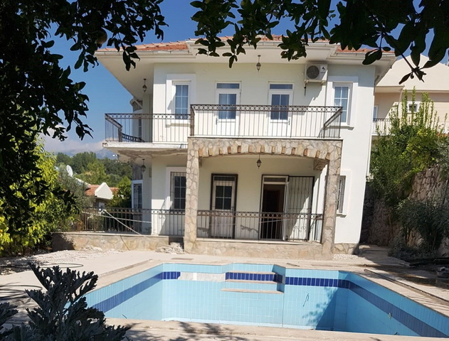Bargain Priced Countryside Villa For Sale in Seydikemer