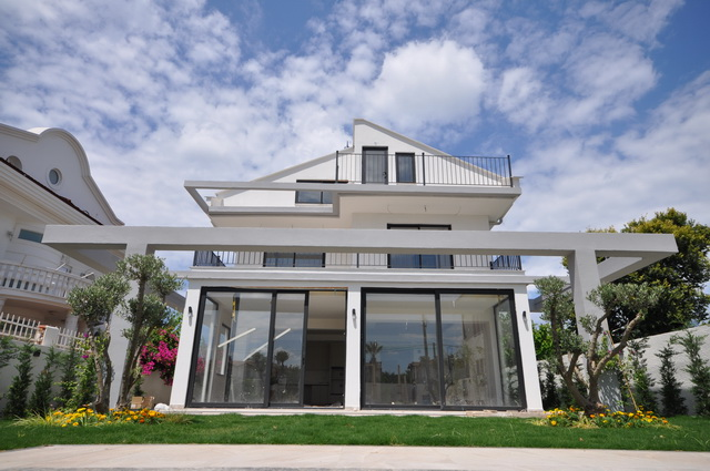 Brand-New Fethiye Villa For Sale