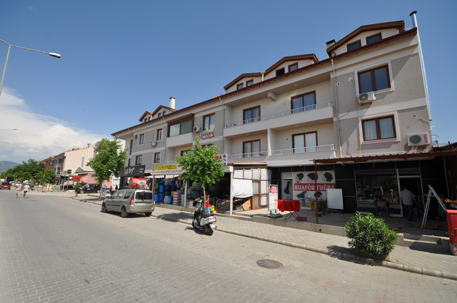 Centrally Located Fethiye Town Apartment For Sale
