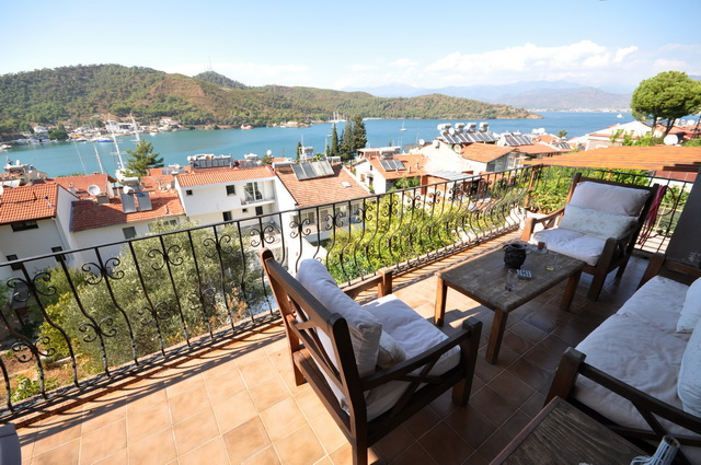 Karagozler Apartment Block For Sale , Fethiye Town