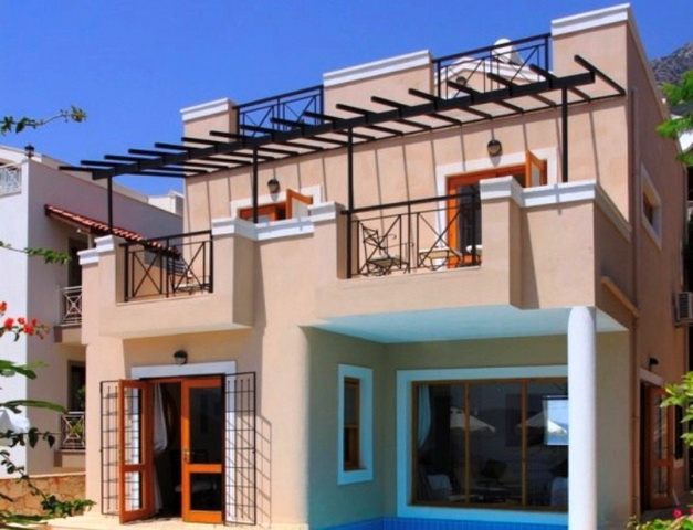 Sea View Kalkan Villa Right in The Heart of Old Town