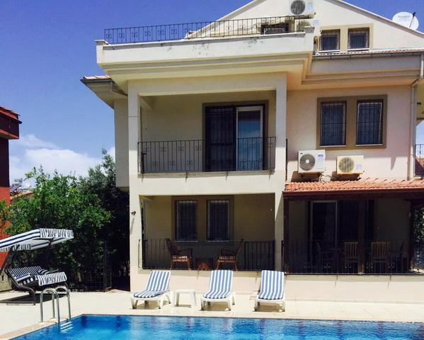 Five Bedroom Fethiye Villa For Sale