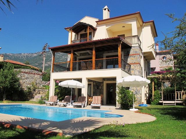 Five Bedroom Detached Villa With Mountain Views in Ovacik