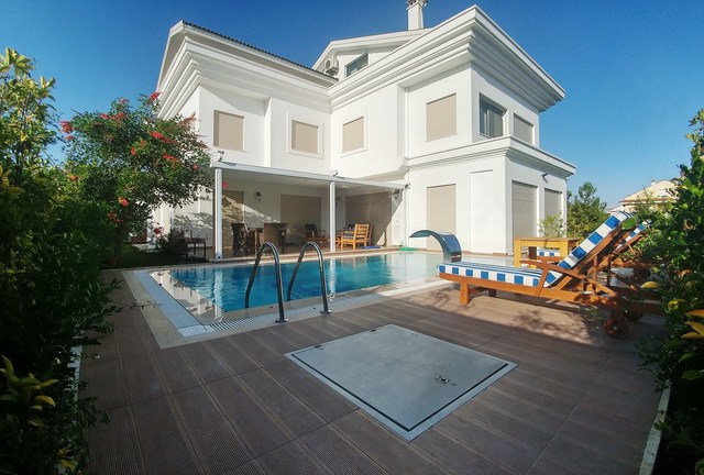 Stunning  Four Storey Luxury Villa in Fethiye For Sale