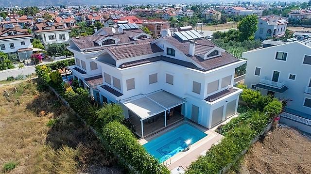 Stunning  Four Storey Luxury Villa in Fethiye For Sale