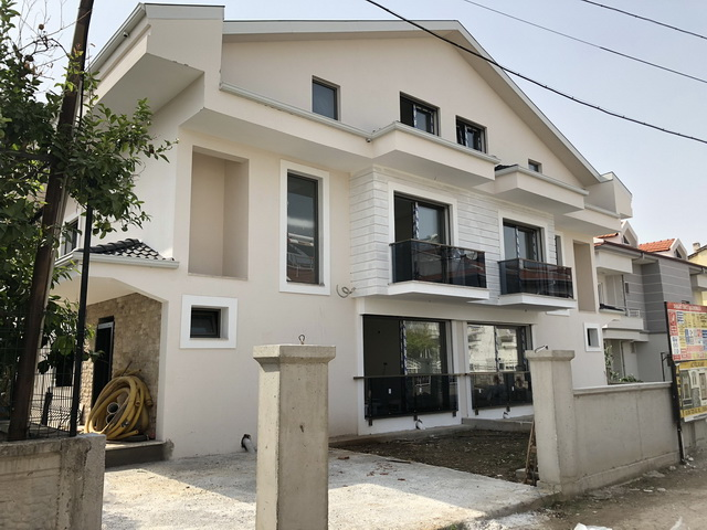 Brand New Semi-Detached Villa For Sale in Fethiye