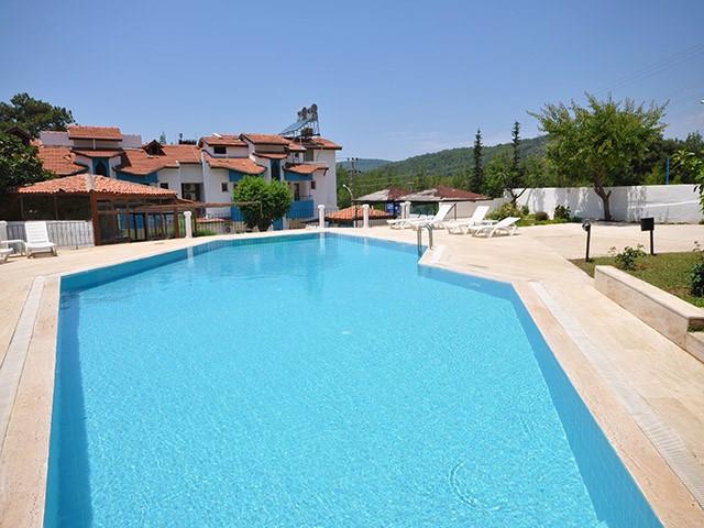Bargain Priced Ovacik Villa With Shared Pool