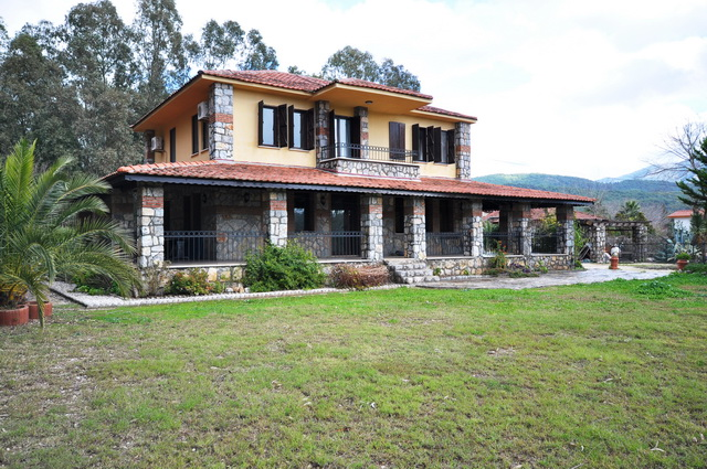 Well Maintained Partially Stone Built Villa For Sale With Large Private Garden – Kayakoy