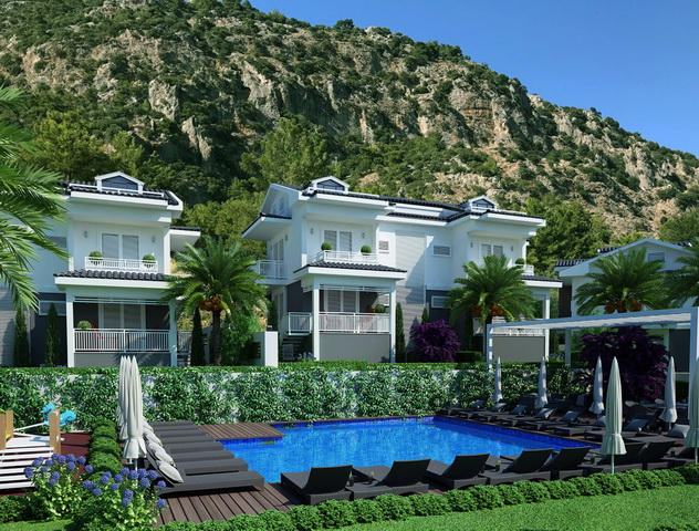Luxury  Spacious Off Plan Apartments For Sale in Gocek
