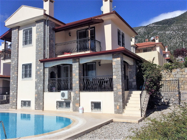 5 Bedroom Detached Villa with Mountain view and Private Pool For Sale