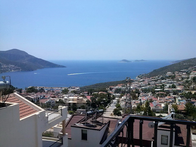 2 Bedroom Aparment with Sea View in Kalkan For Sale