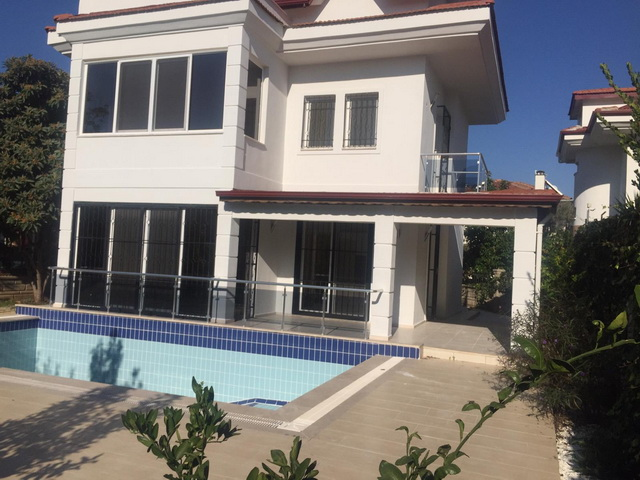 Centraly Located 5 Bedroom Private Villa in Calis