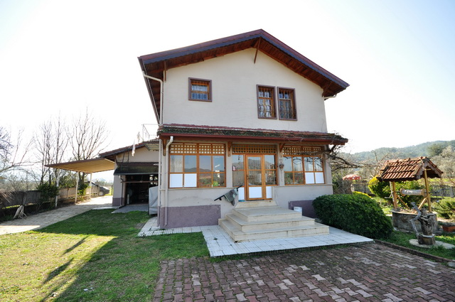 3 Bedroom Detached Vılla with Mountain View and Swimming Pool in Uzumlu