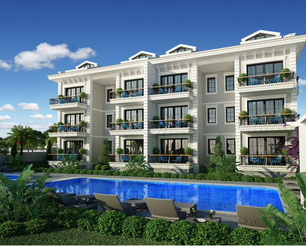 Brand New Apartments in an Excellent Location of Ciftlik with all Amenities on your Doorstep