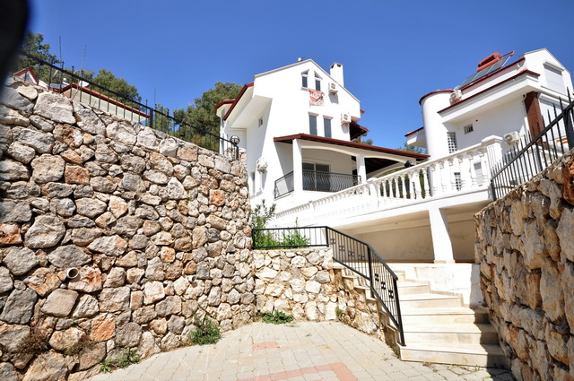 5 Bedroom Detached Villa in Hisaronu For Sale