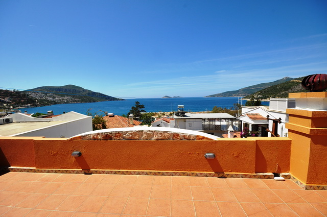 1 Bedroom Town House in Kalkan Old Town For Sale