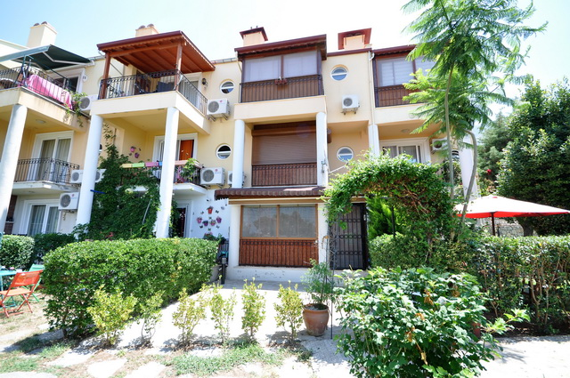 Fully Furnished 2 Bedroom Apartment in Ovacik For Sale