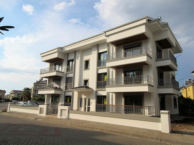 SOLD !!! Brand New 4 Bedroom Apartmen For Sale in Fethiye Town