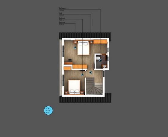 Attic Floor - Safran Villas_resize