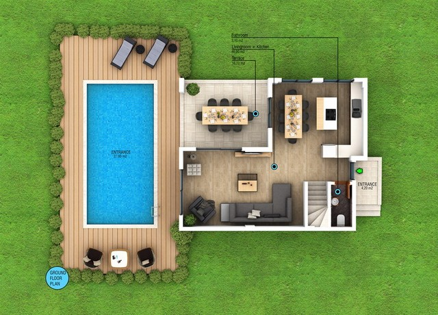 Ground Floor - Safran Villas_resize