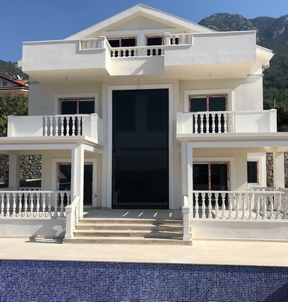 4 Bedroom Brand New Detached Villa with Pool For Sale