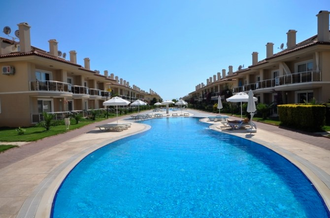 2 Bed  Duplex Apartment in a Complex with Swimming Pool For Sale