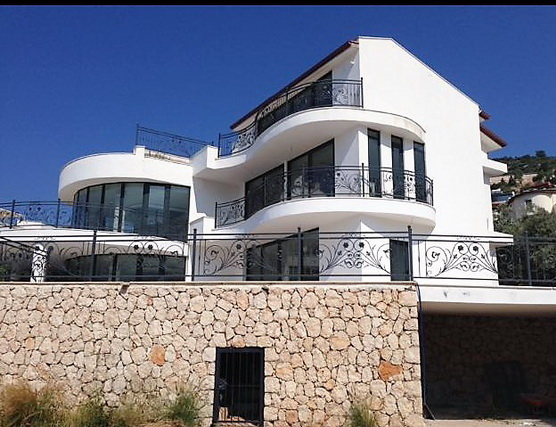 4 Bedroom Superb Luxury Villa with Sea Views in Kalkan