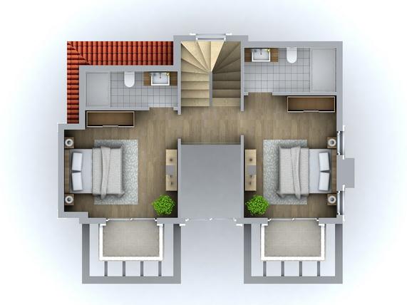 paris villa Z Lower Ground Floor (3)_resize