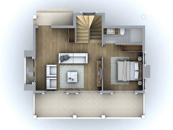 paris villa Z Lower Ground Floor (4)_resize