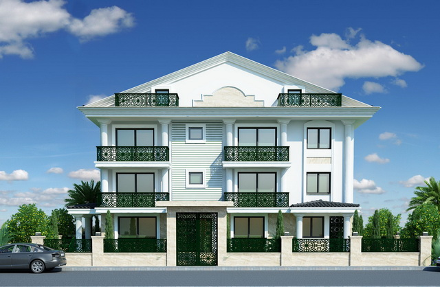 Off Plan  Brand New 1&2&3   Bedroom Apartments  For Sale