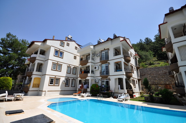 3 Bedroom  Duplex Apartment with Shared Swimming Pool For Sale